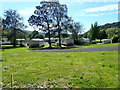 SN0739 : Llwlyngwair Manor Caravan Park by Eirian Evans