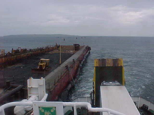 Gills Bay Pier