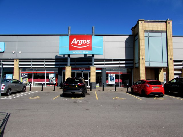 Argos Extra, Waterfront Retail Park, Barry