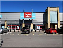ST1167 : Argos Extra, Waterfront Retail Park, Barry by Jaggery