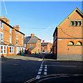 SK5738 : At the corner of Pyatt Street by John Sutton