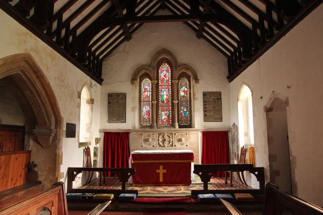 St.John's chancel