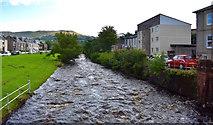 NS2059 : Gogo Water, Largs, North Ayrshire by Mark S