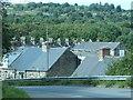 SE3606 : Hoyle Mill rooftops, Barnsley by Christine Johnstone