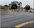 ST1066 : Junction at the northeast end of Romilly Park Road, Barry by Jaggery