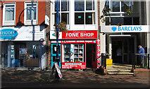 SZ6299 : High Street, Gosport (50) by Barry Shimmon