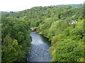SJ2642 : River Dee by James Allan