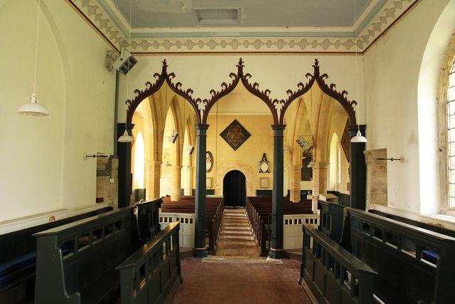 St.Swithin's chancel