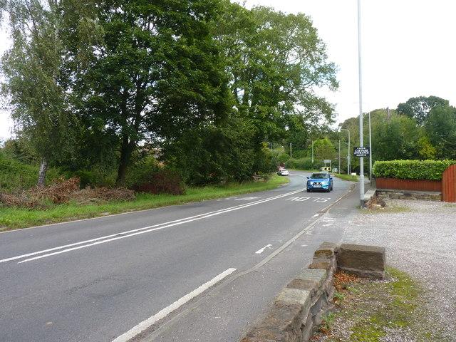 Tarporley Road