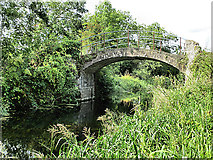 S6963 : Canal Bridge by kevin higgins