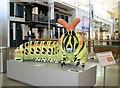 TG2208 : Big Bugs on tour - swallowtail caterpillar by Evelyn Simak