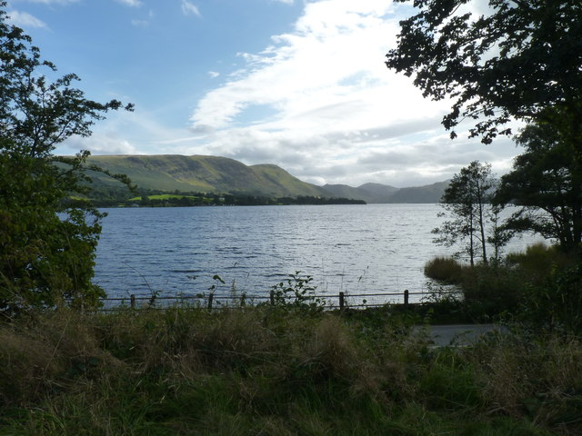 North end of Ullswater