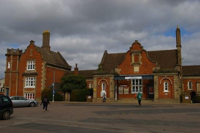 Stowmarket station