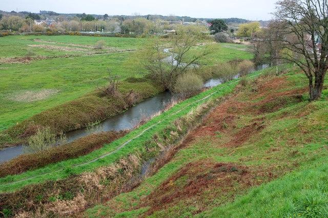 River Piddle at Wareham
