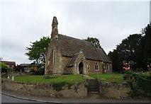 SU2991 : St. John's Church, Fernham by JThomas