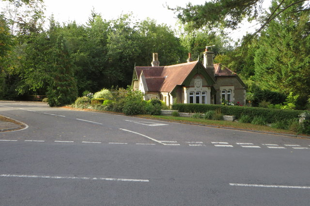 North Lodge for the Colworth estate