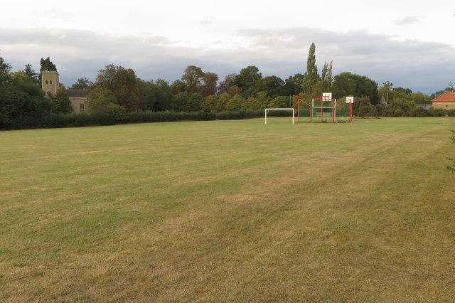 Bletsoe parish field
