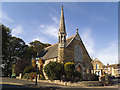 SE3937 : Barwick-in-Elmet Methodist church by Stephen Craven