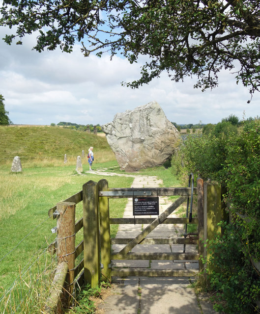 Gate to the Stones