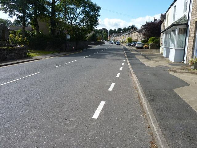 Main Street, Kirkby Stephen