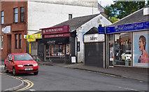 NS2059 : Aitken Street, Largs, North Ayrshire by Mark S