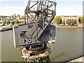 ST5872 : Crane 30 from M Shed, Bristol by David Hawgood