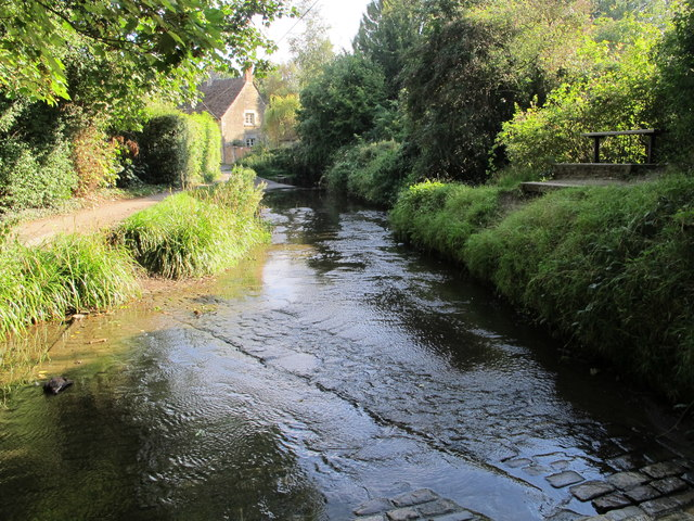 Ford on Bide Brook, Lacock
