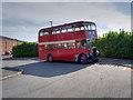 SD8400 : Bus Turnround in Boyle Street by David Dixon