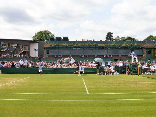 Wimbledon 2019 [2]