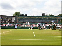 TQ2472 : Wimbledon 2019 [2] by Michael Dibb