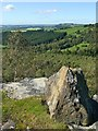 SK2773 : View from Gardom's Edge by Graham Hogg