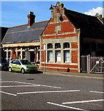 ST1166 : Late Victorian station building, Barry Island by Jaggery