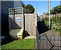 ST0167 : Chapel Close Sewage Pumping Station, St Athan by Jaggery