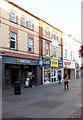 SS9079 : Greggs, Adare Street, Bridgend by Jaggery