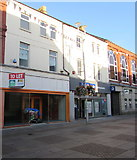 SS9079 : Vacant shop to let, Adare Street, Bridgend by Jaggery