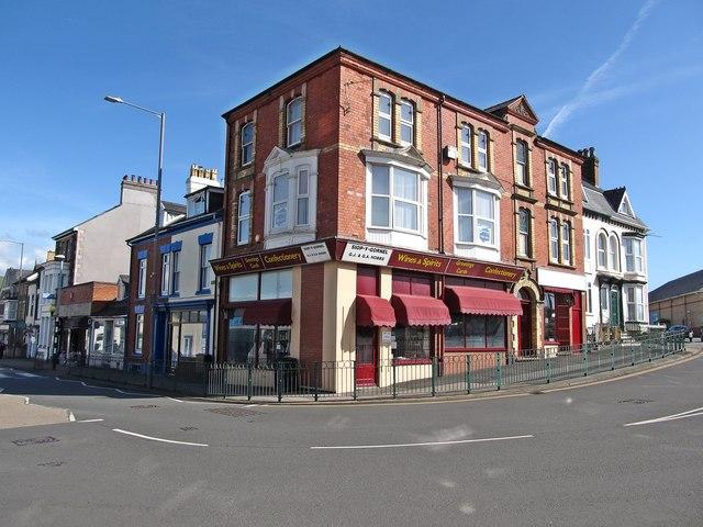 Tywyn High Street