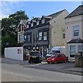 SK5838 : West Bridgford: converting the Grantham Hotel by John Sutton