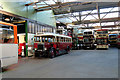 SD8400 : Heritage Buses at the Greater Manchester Transport Museum by David Dixon