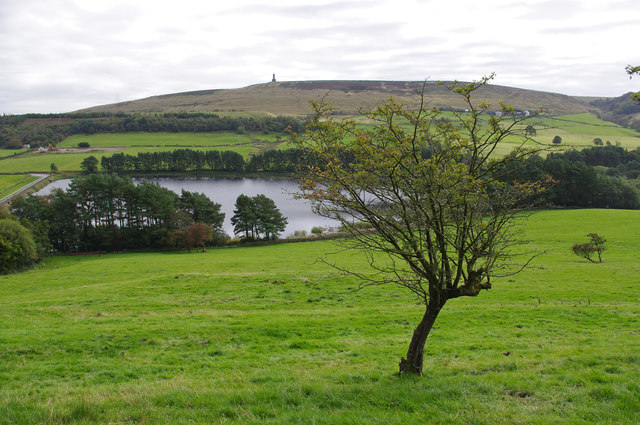 Earnsdale Reservoir