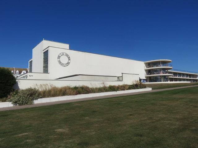 The De La Warr Pavilion, Bexhill On Sea