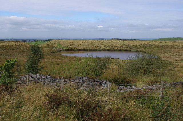 Sunnyhurst Hey Reservoir
