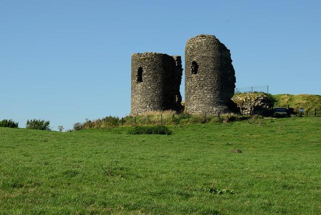 Harry Avery's Castle, Deer Park (front view)
