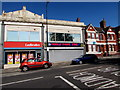 ST1067 : Ladbrokes, 25 Broad Street, Barry by Jaggery