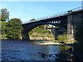 NJ3459 : Fochabers Old Bridge by Alan Murray-Rust