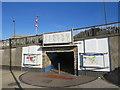 NZ3265 : Pedestrian subway, Jarrow by Malc McDonald