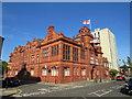 NZ3265 : Jarrow Town Hall by Malc McDonald