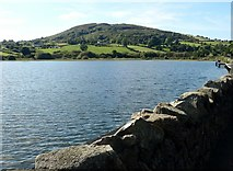 J0125 : Sturgan Mountain from the northern end of Camlough Lake by Eric Jones