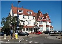 TG5307 : 19/20 Euston Road - Marine Lodge hotel by Evelyn Simak