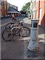 ST5871 : Street vent in New Charlotte Street by Neil Owen
