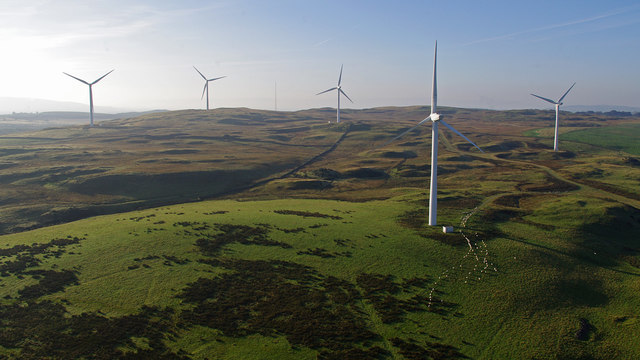 Armistead wind farm